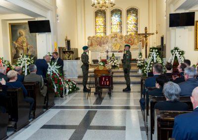 pogrzeb żołnierza