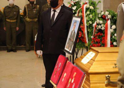 pogrzeb wojskowy