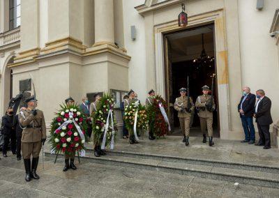Ceremonia wojskowa